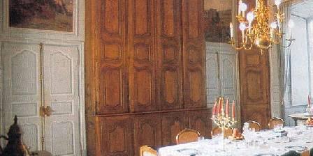 Château de la Vigne La salle à manger 18ème