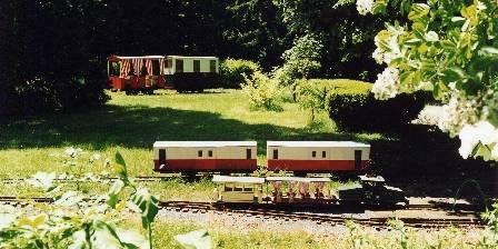 Chateau de l'Ormet Les trains de jardin de l'Ormet