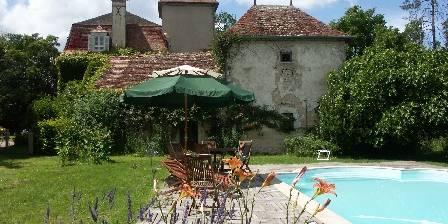 Chateau de l'Ormet La piscine
