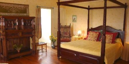 Chateau de l'Ormet La chambre Renaissance