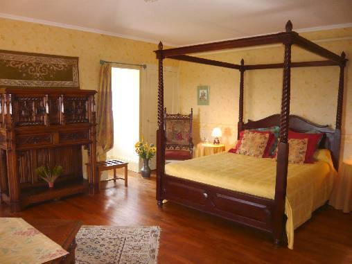Chambre d'hote Allier - La chambre Renaissance