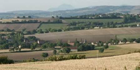 Chateau de l'Ormet Le panorama