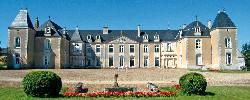 Gästezimmer Château de Panloy