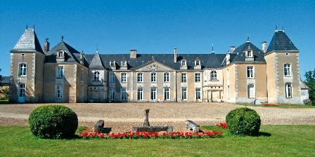 Château de Panloy Façade Château de Panloy