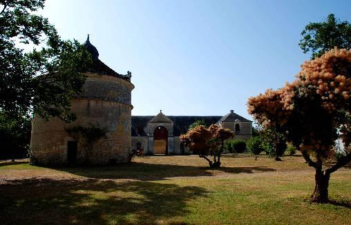 Chambre d'hote Charente-Maritime - Pigeonnier et écuries