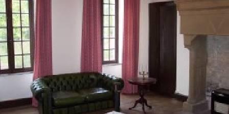 Château de Poussignol Chambre Victor Hugo