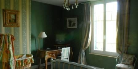 Château de Quesmy Chambre verte