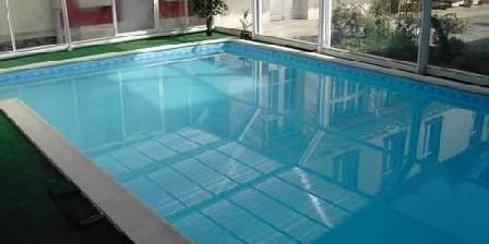 Château des lys La piscine couverte