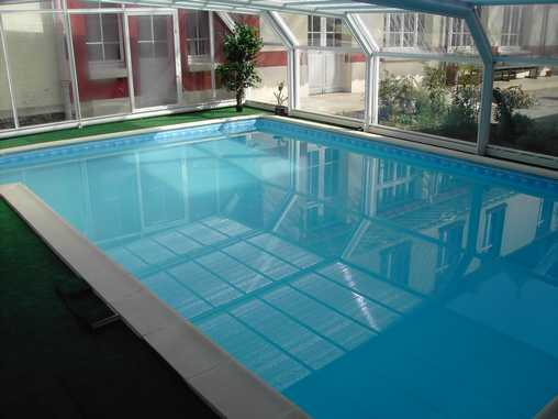 Chambre d'hote Somme - La piscine couverte