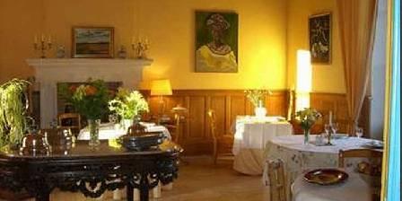 Château des Salles La salle à manger