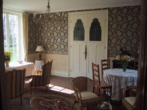 chambres d 39 hotes pas de calais ch teau du baron saint paul. Black Bedroom Furniture Sets. Home Design Ideas