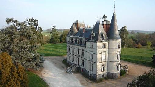 bed & breakfast Indre - Chateau du Boisrenault