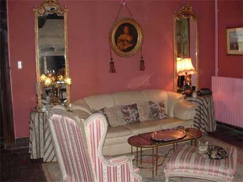 Chambre d'hote Allier - Le salon