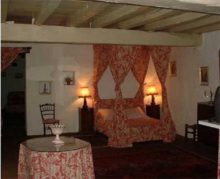 Chambre d'hote Allier - La chambre Rose