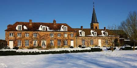 L'Orangerie du bois Sous la neige