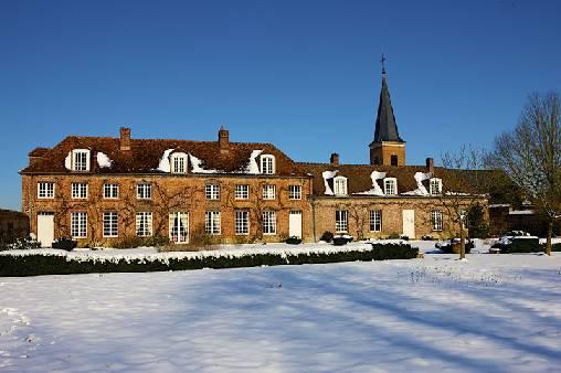 Chambre d'hote Orne - Sous la neige