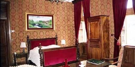 Château d'Urbilhac La chambre de Notaire