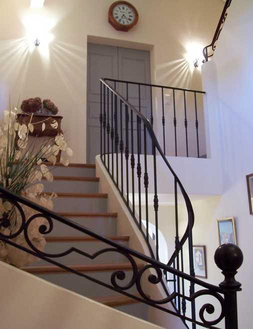 Chambre d'hote Var - L'accès aux chambres