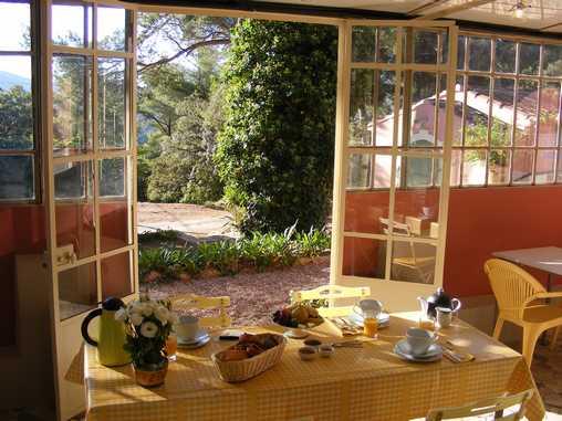 Chambre d'hote Var - Le petit déjeuner