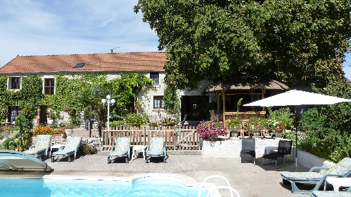 bed & breakfast Loiret - Clos de Pont-Pierre