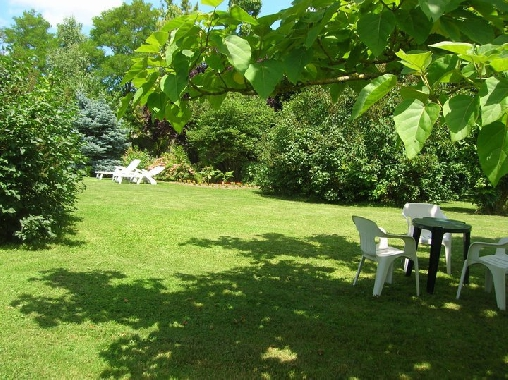 bed & breakfast Loiret - The Garden