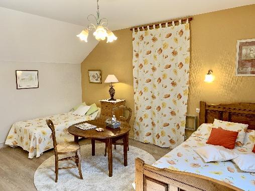 Chambre Suite d'Antan