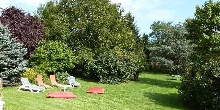 Clos de Pontpierre Détente au jardin