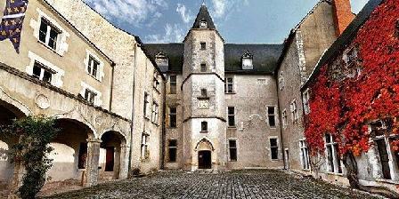 Clos de Pontpierre Beaugency, Château Dunois