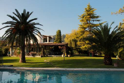 bed & breakfast Alpes Maritimes - le Clos de saint Paul