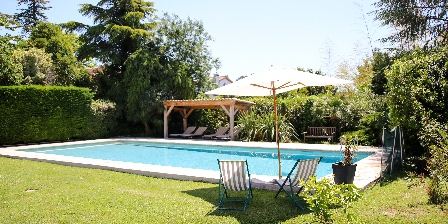 Le Clos de Saint Paul Piscine