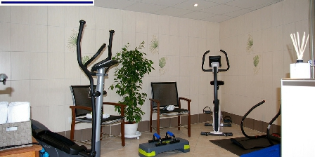 Clos des Raisins Fitness room