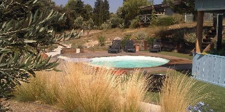 Le Clos La piscine