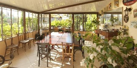 Le Clos La veranda
