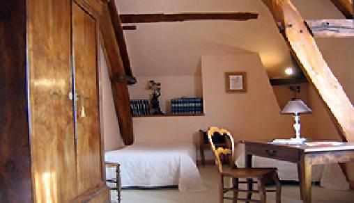 Chambre d'hote Yonne - chambre 2