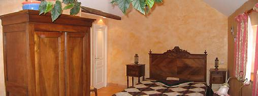 Chambre d'hote Yonne - chambre 3