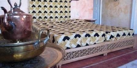 Château du Comte La chambre Marocaine
