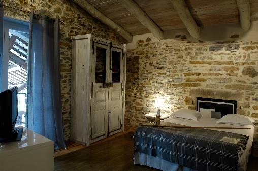 Chambre d'hote Gard - La suite Roussane