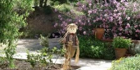 La Corrent Sana Une vue du jardin