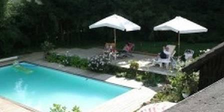 Coté Grange La piscine