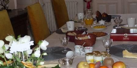 Côté Marais Le petit déjeuner