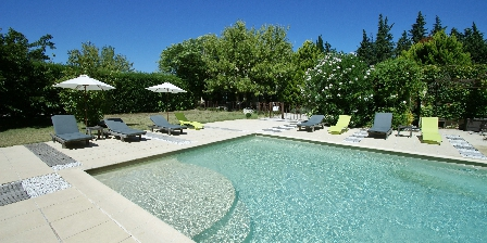 Bed and breakfast Coté Provence > The swimming pool