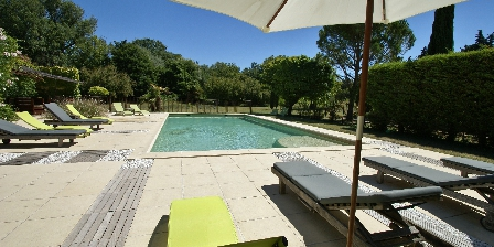 Coté Provence The swimming pool