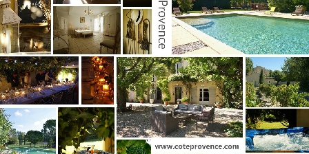 Bed and breakfast Coté Provence > Like a post card !