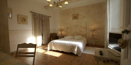 Bed and breakfast Coté Provence > Room Lourmarin