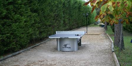 Bed and breakfast Coté Provence > Petanque fields and table tennis