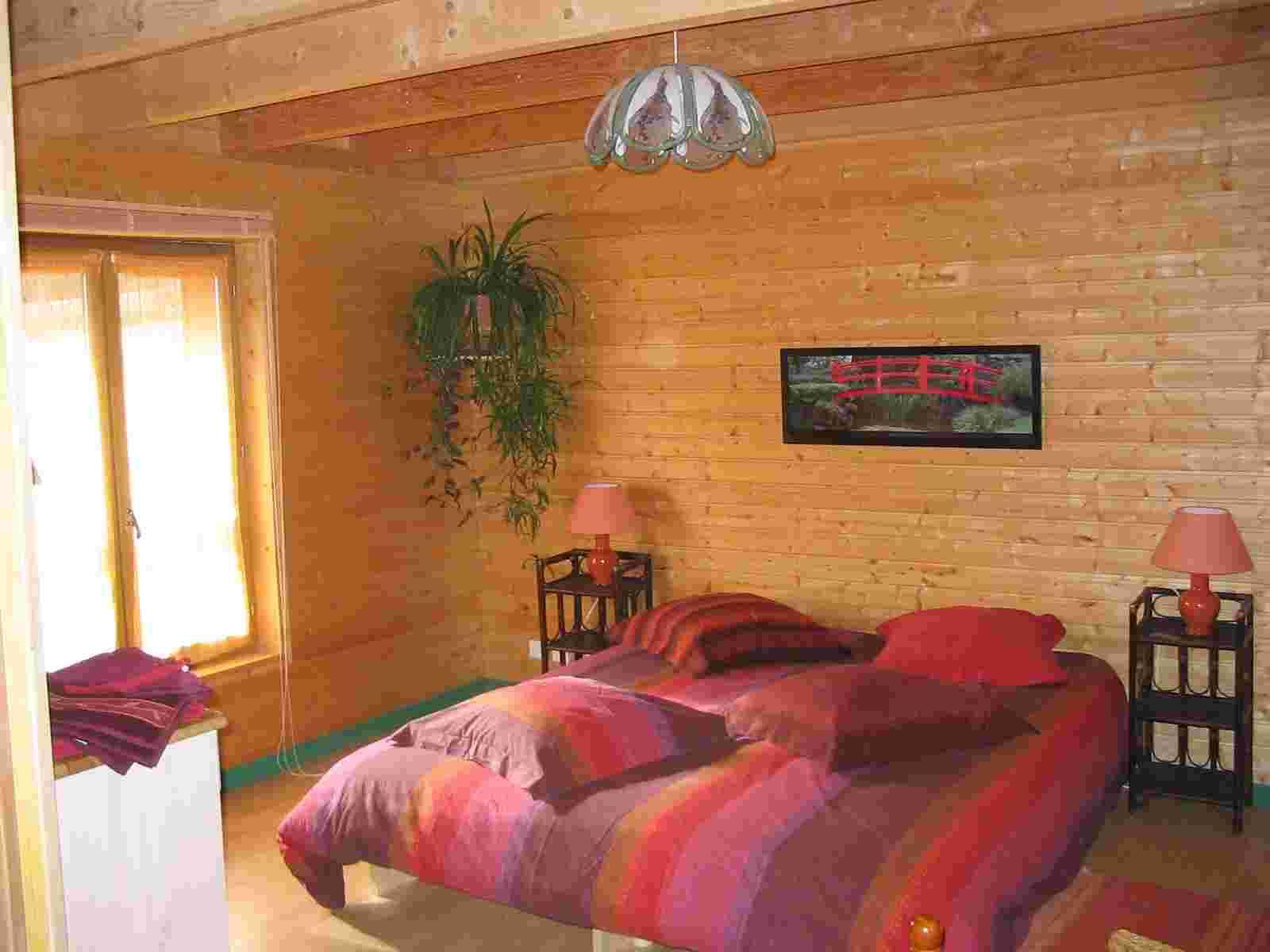 Chambre d'hote Hautes Alpes - La chambre Lumineuse