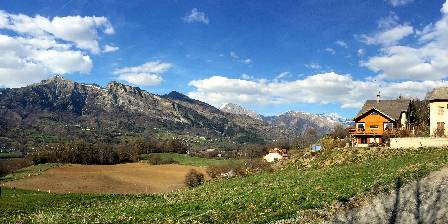 La Coustille Scenic view of