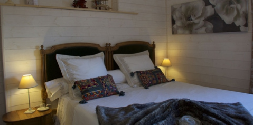 bed & breakfast Hautes Alpes - Chambre Romance
