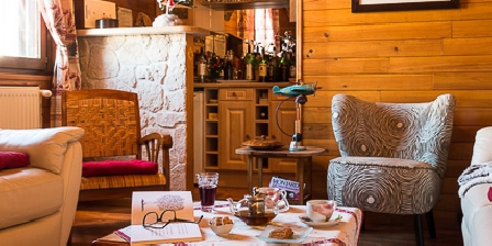 La Coustille The Bar