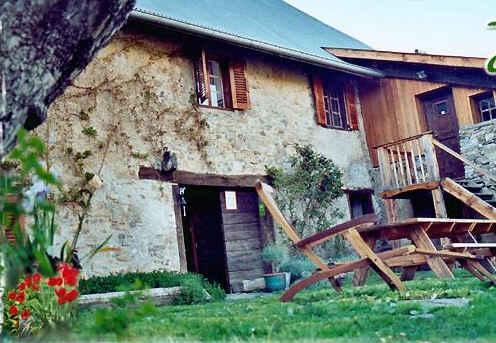 La ferme du couvent une chambre d 39 hotes dans les alpes for Chambre hote barcelonnette